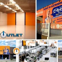 Creando la experiencia del comprador en el punto de venta, diseño del interior de la franquicia elektroutlet